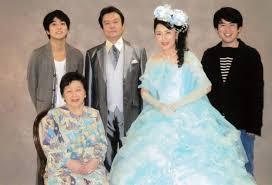 五大路子の息子で長男は大和田悠太、次男は大和田健介。病気の噂が?