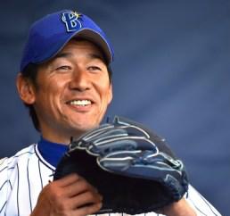 三浦大輔の息子は平学学園で野球をやってる?始球式に登場した?